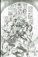 Fables Poster Wall by Lan Medina Comic Art
