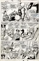 THOR N�147 PAG 3 Comic Art