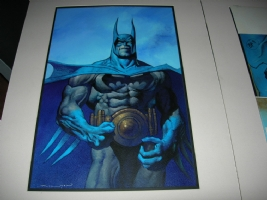 MAN BAT N�3 pag.45 Comic Art
