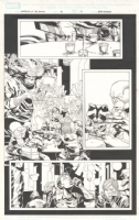 Guardians of the Galaxy Issue 20 Page 17 Comic Art