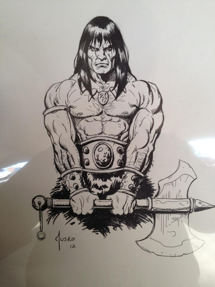Imagens do cimério - Página 5 Conan%20Jusko
