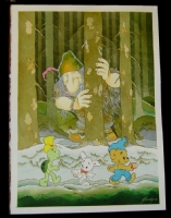 Thomas Holm � Bamse cover, Comic Art