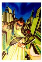 Starman #63 - Thony Silas Comic Art
