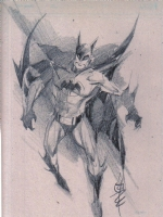 alex nino (BATMAN) Comic Art