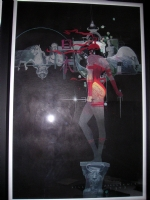 Elektra Assassin Promotional Poster by Bill Sienkiewicz Comic Art