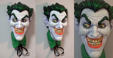 The Joker: byt Tim Bruckner. One-of-a-kind., Comic Art
