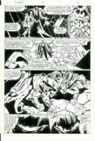 Iceman 3 Page 14 - Alan Kupperberg Comic Art