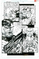 Punisher War Zone 21 Page 21 - Hoang Nguyen  Comic Art