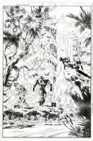 Black Panther 20 Page 05 Comic Art