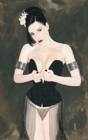 Dita Comic Art