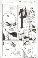 Transmetropolitan, Issue 23, Page 19 Comic Art