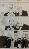 Transmetropolitan, Issue 4, Page 20 Comic Art