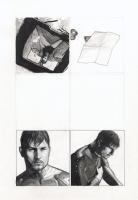 IRON MAN (2004) #4, page 4, by Adi Granov, Comic Art