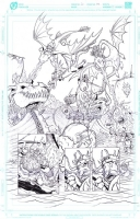 Dragons Riders of the Berk #2, page 44, by Iwan Nazif , Comic Art