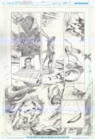 Superman/Batman Issue 69 Page 5, Comic Art