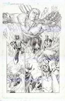 Flashpoint Emperor Aquaman Issue 1, Comic Art