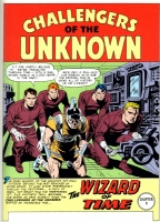 challengers of the unknown # 4 chapitre 1 Comic Art