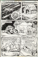 Superman Family 183 p. 2 Comic Art