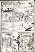 Superman Family 183 Krypto p. 4 Comic Art