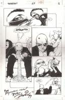 Transmetropolitan #27, Page 2 Comic Art