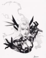 Jay Anacleto - Magik Sketch Comic Art
