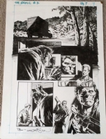 Bernie Wrightson - The Ghoul # 2, Pg 7 Comic Art