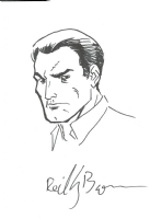 James Bond - Reilly Brown Comic Art