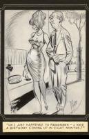 Bill Ward Humorama Comic Art