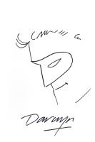 Green Lantern - Darwyn Cooke Comic Art