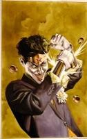 JG Jones - Wonder Woman 205 Cover Comic Art