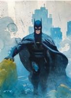 ESAD RIBIC BATMAN SDCC 2013 Comic Art