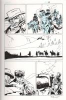 Jonah Hex #33 page 8 Comic Art