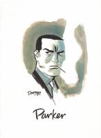 Parker Comic Art