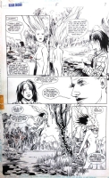 Black Orchid #5 p. 7 Comic Art
