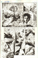 Swamp Thing vol 2 #139 p. 11 Comic Art