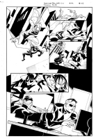 Batman Beyond 2.0 15 page 01 - Thony Silas Comic Art