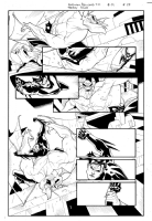 Batman Beyond 2.0 15 page 05 - Thony Silas Comic Art