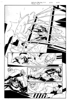 Batman Beyond 2.0 15 page 04 - Thony Silas Comic Art