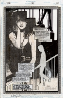 Death HCOL iss 1 pg 24 by Bachalo & Bucky Comic Art