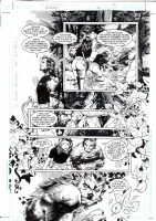 Fables 16 page 9 by Mark Buckingham Comic Art