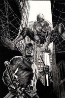 Lee Bermejo Amazing Spider-Man #677 Variant  Cover Comic Art