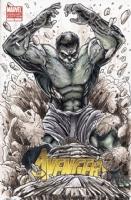 The Incredible Hulk - Bill Dinh - Avengers, Comic Art