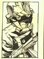 Star-Lord Comic Art