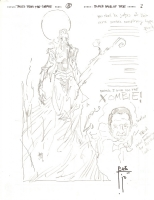 Tales from the Grave prelim by REB Comic Art