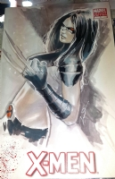 X-23 by Gerald Parel Comic Art