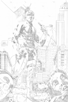 Daredevil by Atlas Comic Art