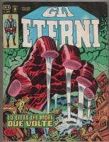 the eternals # 10 / variante cover italian  Comic Art