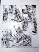 D�couvrir la Bible, tome 7. J�sus de Nazareth (planche 19) Comic Art