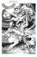 Dejah Thoris and the Green Men of Mars 9 cover Jay Anacleto Comic Art