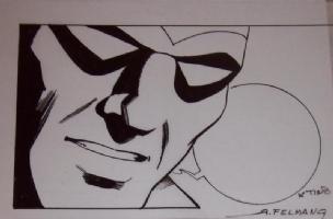 Phantom (L'Uomo Mascherato) - Romano Felmang Comic Art
